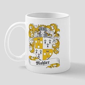Mahler Family Crest Mug