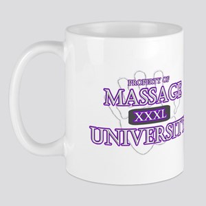 Massage University Mug