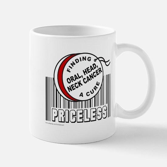 ORAL, HEAD, NECK CANCER Mug