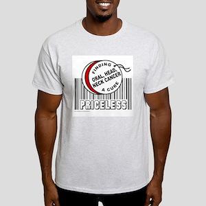 ORAL, HEAD, NECK CANCER Light T-Shirt