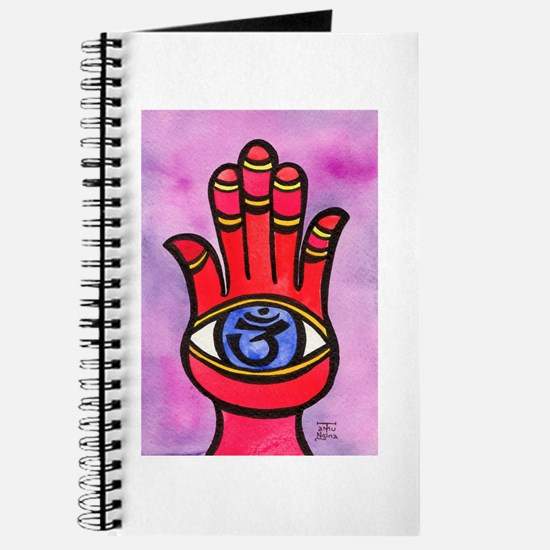 Hamsa Art & Aum Journal
