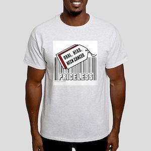 ORAL HEAD NECK CANCER Light T-Shirt