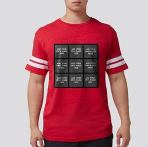 Add Your Own Images Collage T-Shirt