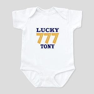 Lucky Tony Infant Bodysuit