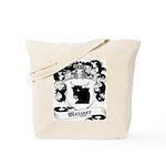 Metzger Family Crest Tote Bag