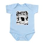 Metzger Family Crest Infant Creeper