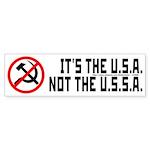 Its the U.S.A. Sticker