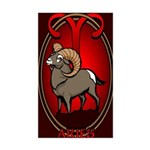 Aries Ram Stickers Astrology Fun Aries Stickers