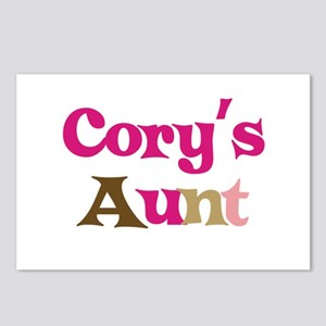 Cory's Aunt Postcards (Package of 8)