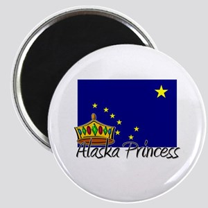 Alaska Princess Magnet