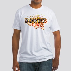 Rowdy 3 Fitted T-Shirt