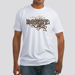 Rowdy 4 Fitted T-Shirt