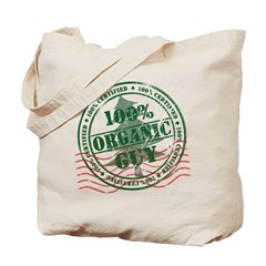 Organic Guy Tote Bag