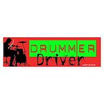 Drummer's Bumper Sticker