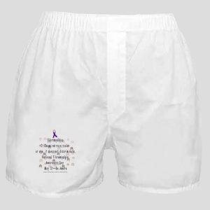 Fibro Discriminates.. Boxer Shorts
