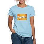 Create - Scissors - Crafts Women's Light T-Shirt