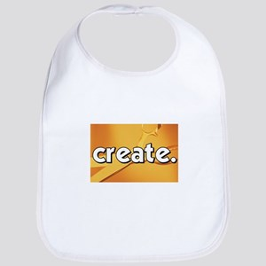 Create - Scissors - Crafts Bib