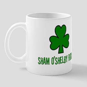 O' shelby rocks Mug