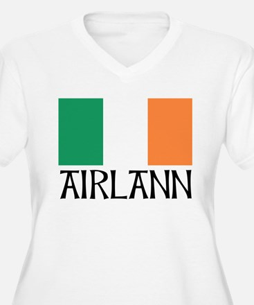 Airlann Plus Size T-Shirt