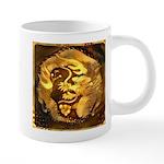 GOLDEN DRAGON 20 oz Ceramic Mega Mug