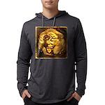 GOLDEN DRAGON Mens Hooded Shirt
