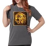 GOLDEN DRAGON Womens Comfort Colors Shirt