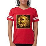 GOLDEN DRAGON Womens Football Shirt