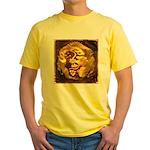 GOLDEN DRAGON Yellow T-Shirt