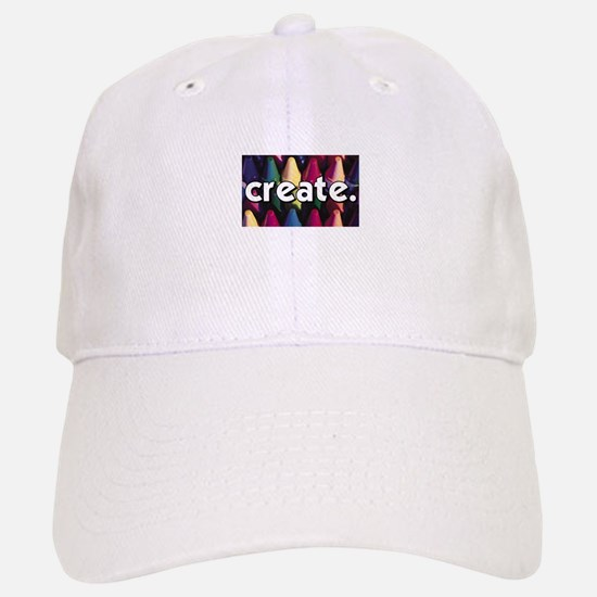Create - Crayons - Crafts Hat