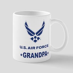 Air Force Grandpa Gift Mugs