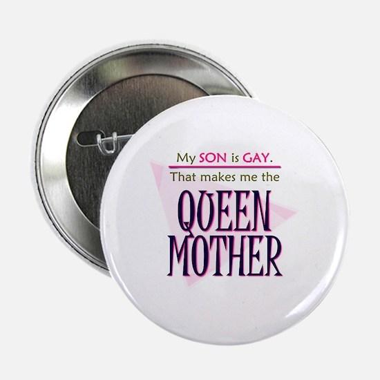 Queen Mother Button
