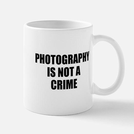 Mug - Photography is not a crime