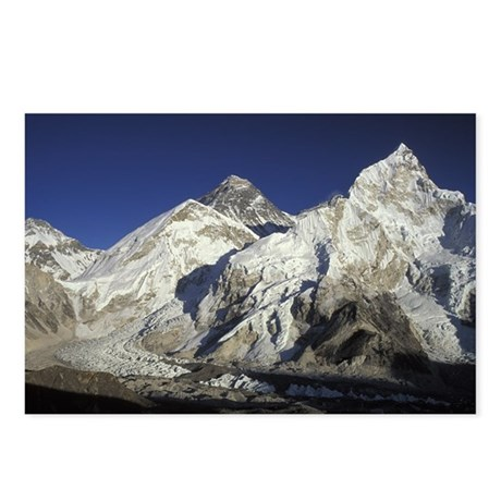 Everest Postcards (Package of 8)