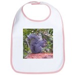 Gray Squirrel Bib