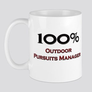 100 Percent Outdoor Pursuits Manager Mug
