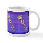 Messianic Seal Of Jerusalem Mug