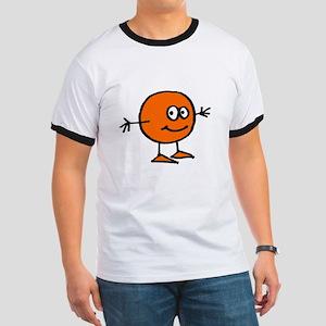 Orange 02 Ringer T