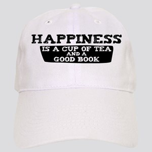 Tea & A Good Book Cap