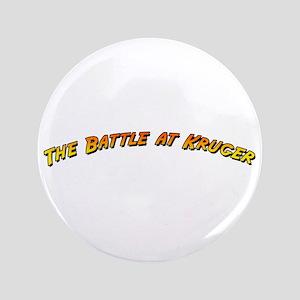 """Battle at Kruger: Warped Logo 3.5"""" Button"""