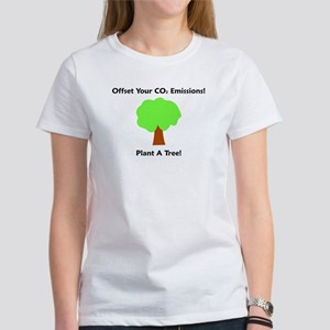 Offset CO2 Women's T-Shirt