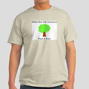 Offset CO2 Light T-Shirt