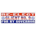 Re-Elect Client No. 9 Bumper Sticker