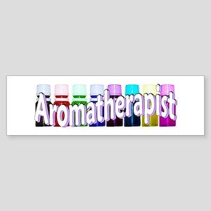 Aromatherapist Bumper Sticker