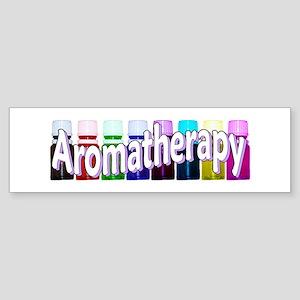 Aromatherapy Bumper Sticker