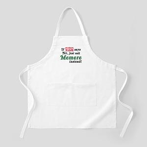 Just Ask Memere BBQ Apron