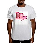 Dr L Ash Grey T-Shirt