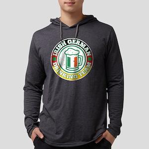 Irish German Drinking Team Ger Long Sleeve T-Shirt