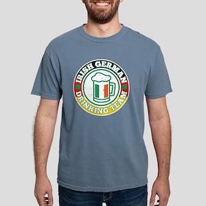 Irish German Drinking Team Germany Flag St T-Shirt