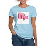 Dr L Women's Pink T-Shirt