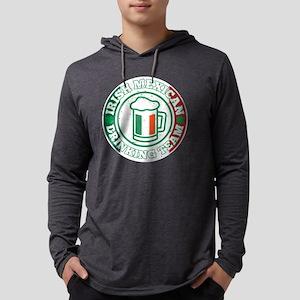 Irish Mexican Drinking Team Me Long Sleeve T-Shirt